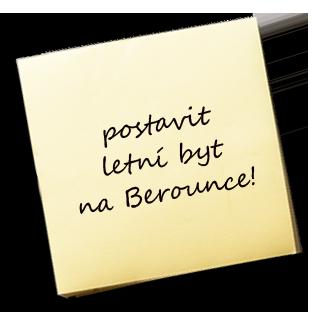 Postavit letní byt na Berounce – KAREL JE KING!