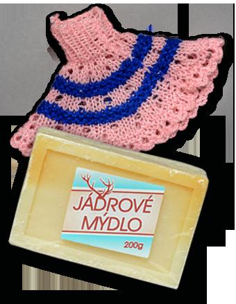 Jádrové mýdlo