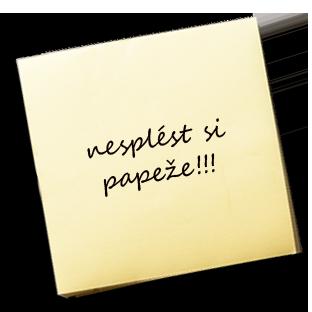 Nesplést si papeže!!!  – KAREL JE KING!