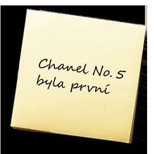 Chanel No. 5 byla první – KAREL JE KING!